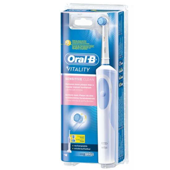 | Oral-B Vitality Sensitive Clean
