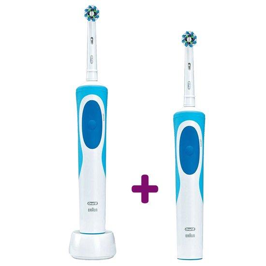 Oral-B PRO Vitality Cross Action + Extra Body