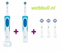 Oral-B Vitality Precision Clean + Extra Body + 3extra Opzetborstels