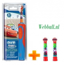 Oral-B Vitality Kids Cars & Planes + 2 Extra Cars