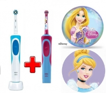 Oral-B PRO Vitality Cross Action+ PRINCESS Extra Body